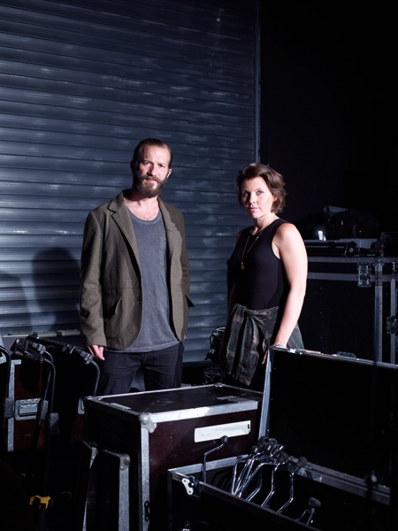 Colin Stetson and Sarah Neufeld | Mareike Foecking